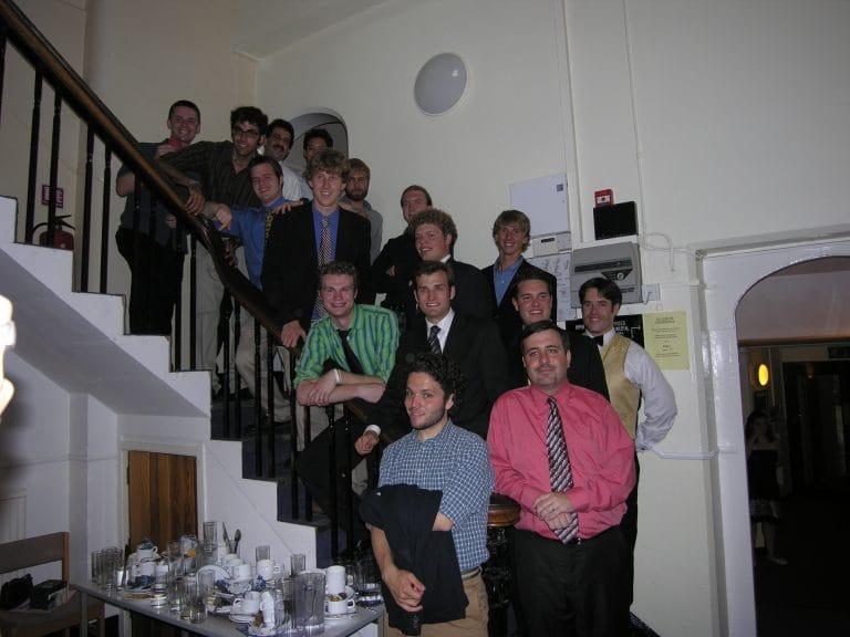 2005 Osp Group Final Banquet 2