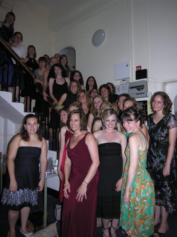 2005 Osp Group Final Banquet