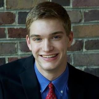 Josh Austin Mst degree alumnus de Jager alumni scholarship