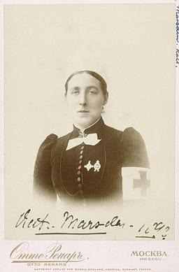 Kate Marsden 1892