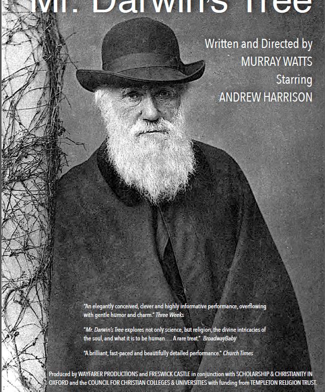 Mr Darwins Tree poster
