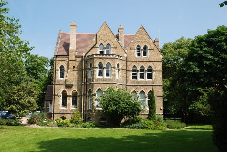 Wycliffe Hall Official Building Image Large