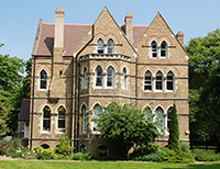Wycliffe Hallsm