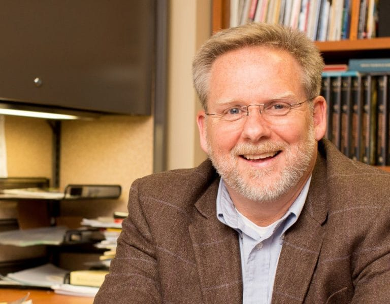 Iwu Names Dr Jerry Pattengale As First University Professor 7882 800x600