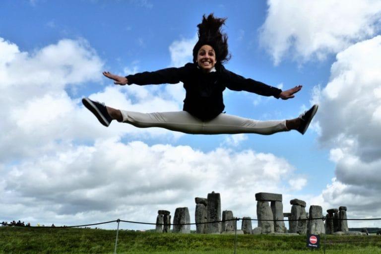 Scio Study Abroad Stonehenge