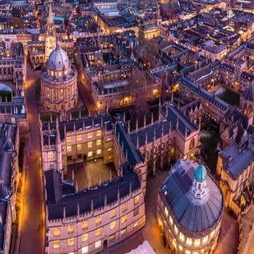 Oxford Panorama Night