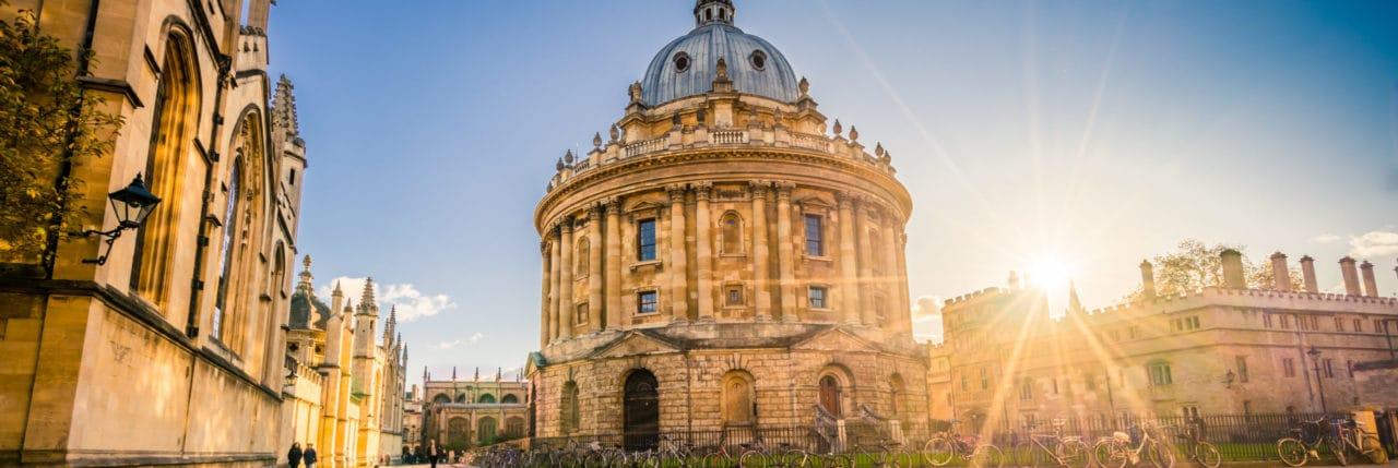 Scio Study Abroad Summer Radcliffe Camera