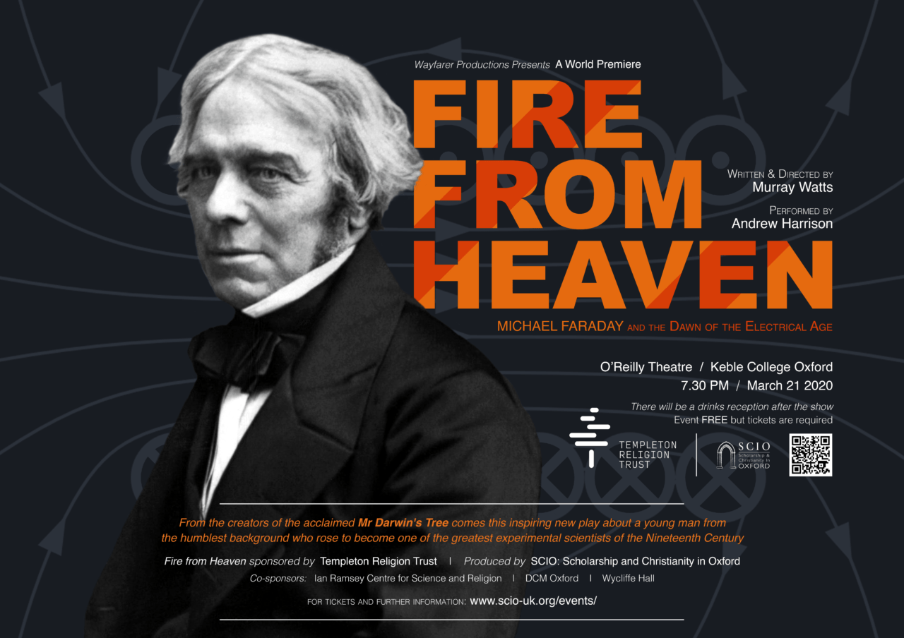 Fire From Heaven Faraday Murray Watts Scio