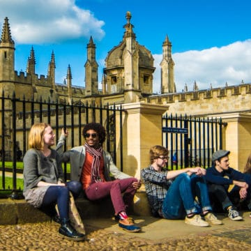 Scio Scholars Semester In Oxford Square
