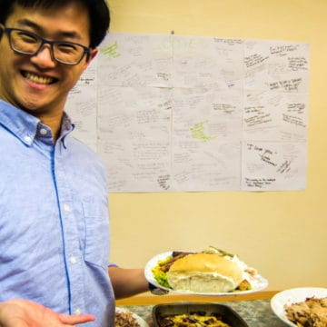 Scio Study Abroad Food Groups