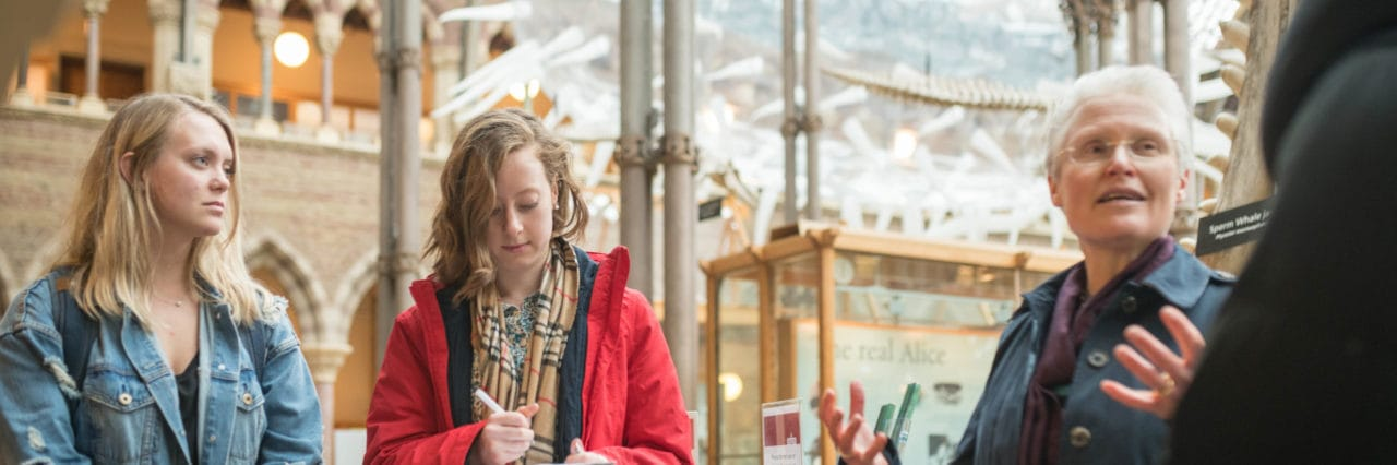 Scio Study Abroad Osp Seminar Oxford Museum Natural History