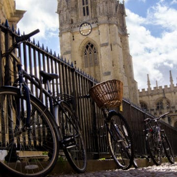 Scio Study Abroad Oxford Cycles St Mary