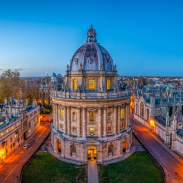 Scio Study Abroad Oxford Radcliffe Camera