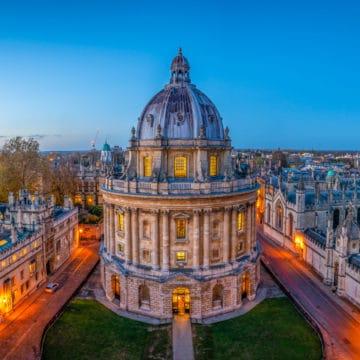 Scio Study Abroad Oxford Radcliffe Camera