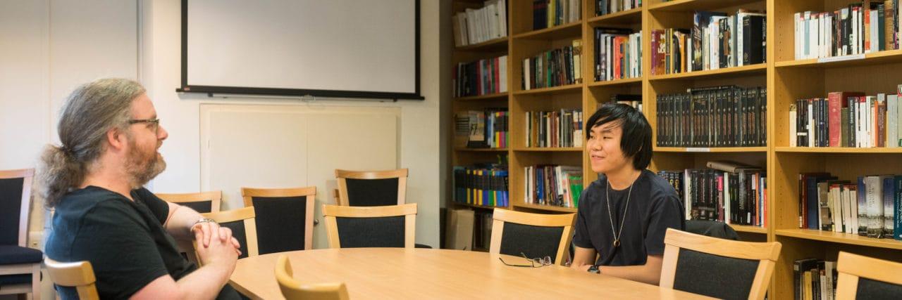 Scio Study Abroad Oxford Tutorial 2 Jonathan Thorpe