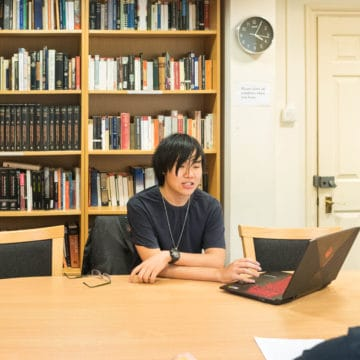 Scio Study Abroad Oxford Tutorial Jonathan Thorpe