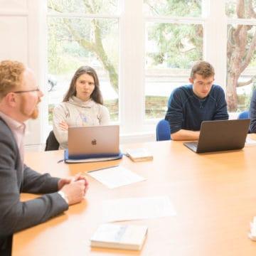 Scio Study Abroad Seminar Oxford Square