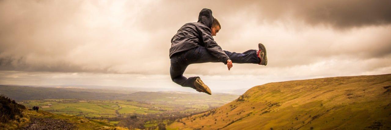 Scio Study Abroad Jumping Field Trip