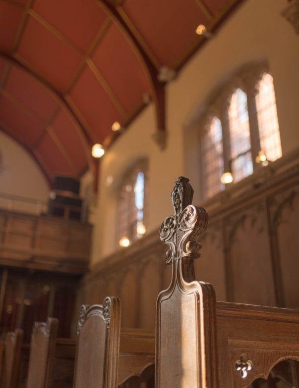 Scio Study Abroad Wycliffe Hall Chapel