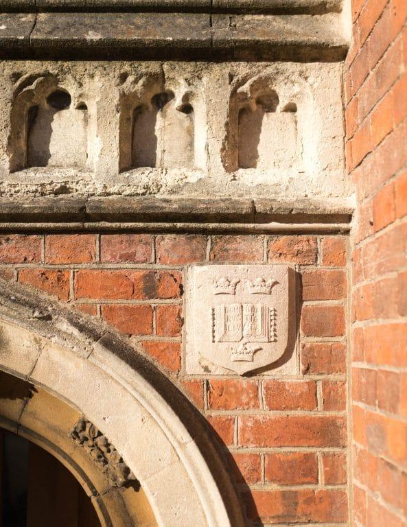 Scio Study Abroad Wycliffe Hall Chapel Front Door