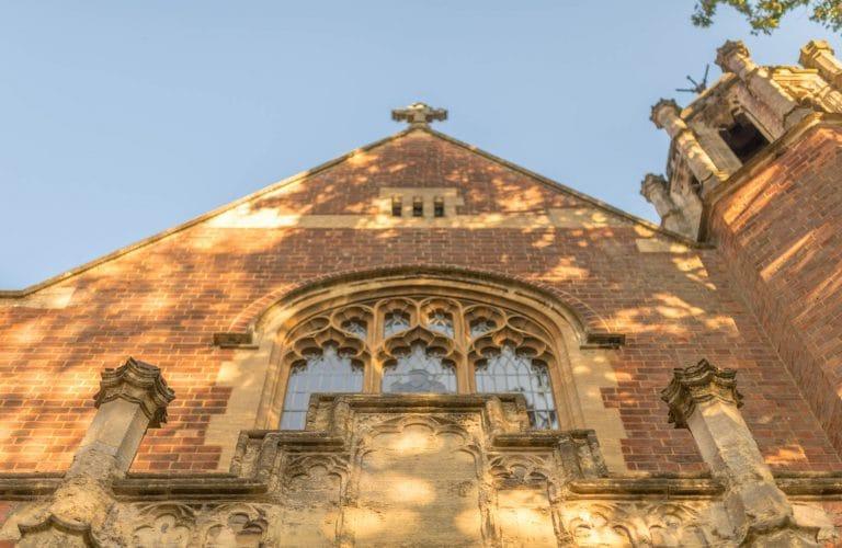 Scio Study Abroad Wycliffe Hall Old Entrance