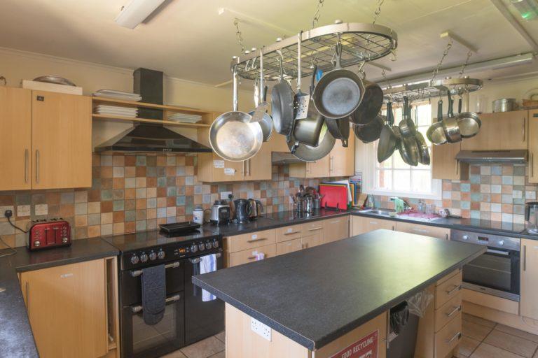 Scio The Vines Student Residence Kitchen