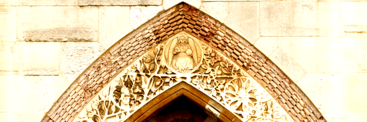 Scio Oxford University Museum Of Natural History Entrance Cropped