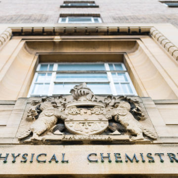 Scio Stem Oxford University Physical Chemistry